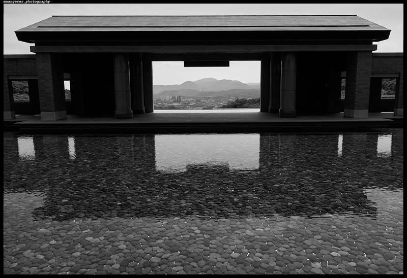 Martin Angerer - Gushan Nongchansi (Zen Kloster im Norden Taiwans)